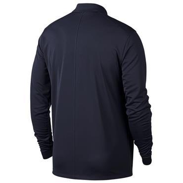 Nike Gents Victory Long Sleeve Polo Shirt Obsidian