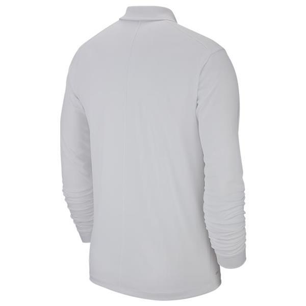 f5df17f6e Nike Gents Victory Long Sleeve Polo Shirt White | Golf Store
