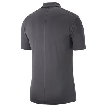 Nike Gents Dri-Fit Victory Left Chest Polo Shirt Dark Grey