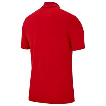 Nike Gents Dri-Fit Victory Left Chest Polo Shirt Red
