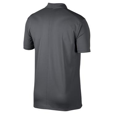 Nike Gents Dri-Fit Victory Solid Polo Shirt Grey