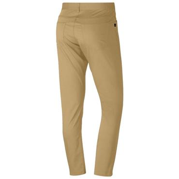 Nike Gents Dri-Fit Flex Slim Trousers Yellow 723