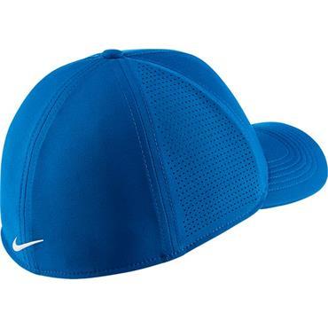 Nike AeroBill Classic99 Mesh Golf Cap Blue