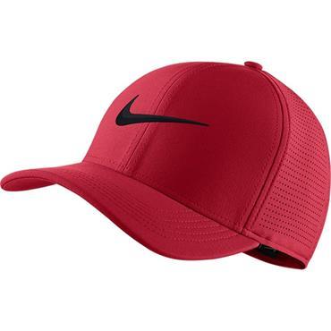 Nike AeroBill Classic99 Mesh Golf Cap Pink