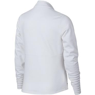 Nike Junior - Girls Dry Long Sleeve Top White