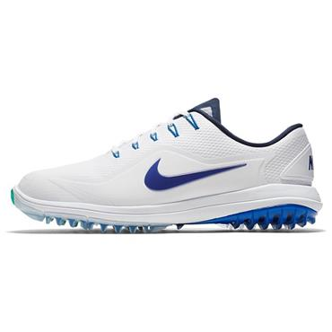 Nike Gents Lunar Control Vapor 2 Golf Shoes White