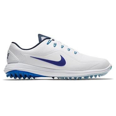 4deef7cb7342 Nike Gents Lunar Control Vapor 2 Golf Shoes White ...