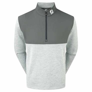 FootJoy Gents Chillout Xtreme Hybrid Top Heather Grey