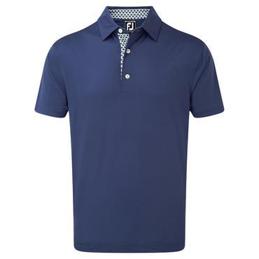 FootJoy Gents Stretch Pique Polo Shirt Twilight