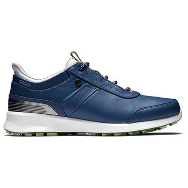 FootJoy Ladies Stratos Shoes Medium-Fit Blue