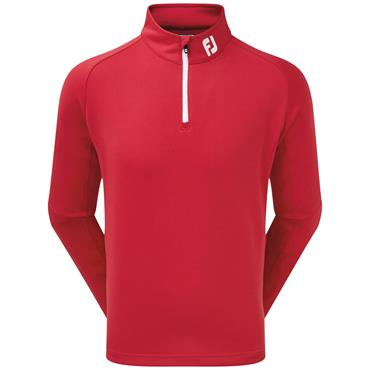 FootJoy Gents Essential Chill Out Top Red