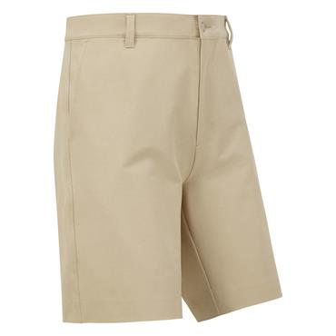 FootJoy Gents Performance Shorts Khaki