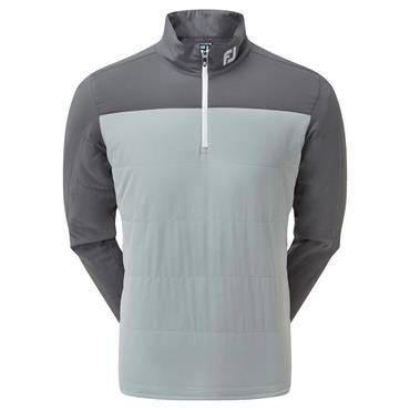 FootJoy Gents Thermal Mid-Layer Charcoal - Grey