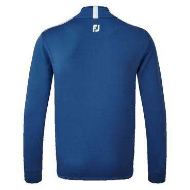 FootJoy Gents Essential Chill Out Top Deep Blue - Mint - White