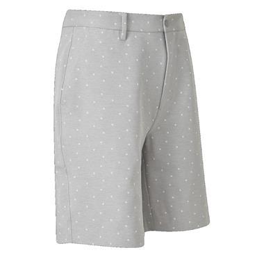 FootJoy Gents Print Shorts Grey