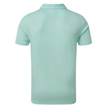 FootJoy Gents Stretch Pique Solid Polo Shirt Mint