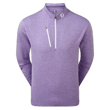 FootJoy Gents Heather Chill out Top Purple