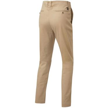 FootJoy Gents Tapered Fit Chino Trouser Tan