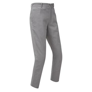 FootJoy Gents Tapered Fit Chino Trouser Grey