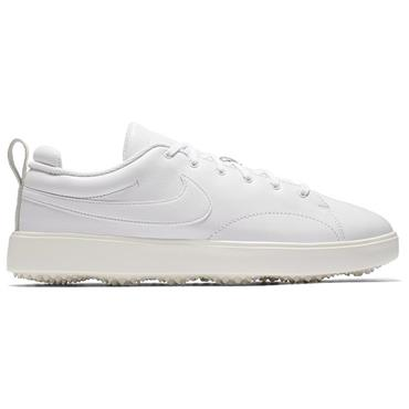 Nike Gents Course Classic Golf Shoes White