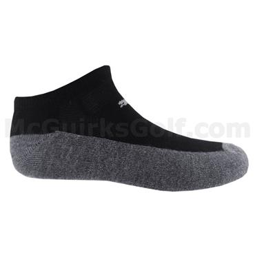 Puma Performance Trainer Socks 2-Pack Black - Grey