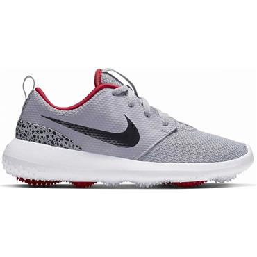 Nike Roshe G Junior Golf Shoes Black - Grey (004)