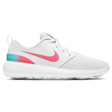 Nike Roshe G Junior Golf Shoes White 124
