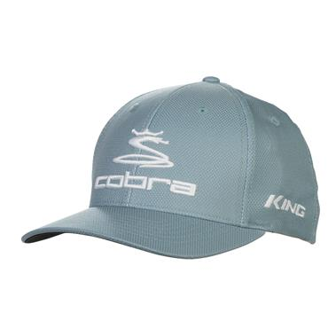 Cobra Pro Tour Stretch Fit Baseball Cap Quarry