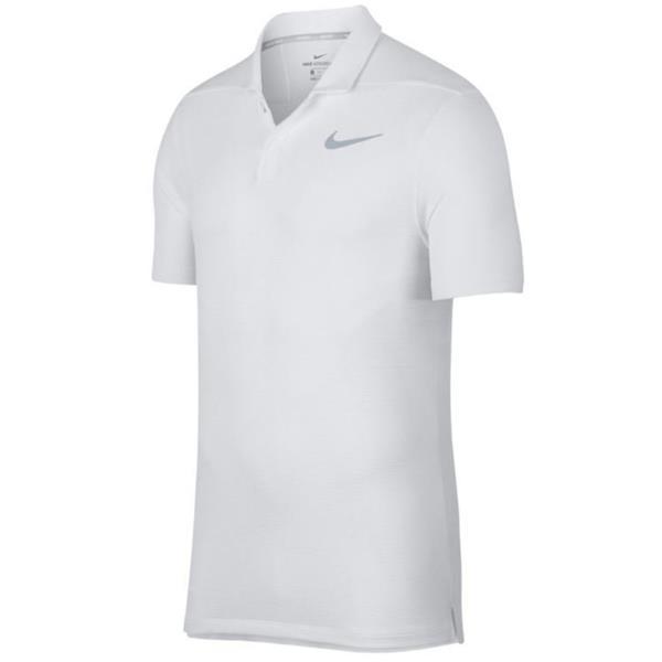 85ce0e4c Code P-918677WhiteGentsAW18. Nike AeroReact Victory Men's Golf Polo ...