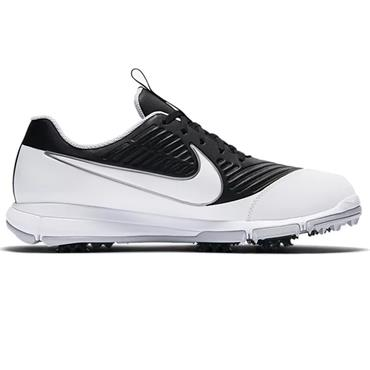 Nike Gents Explorer 2 Golf Shoes Black - White