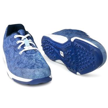 FootJoy Ladies Leisure Golf Shoes Wide Fit Blue