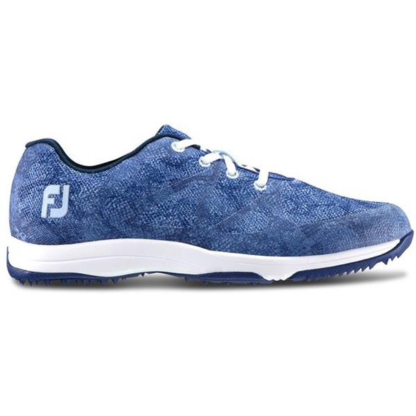 huge range of top-rated official classcic FootJoy Ladies Leisure Golf Shoes Wide Fit Blue
