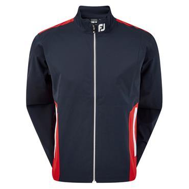 FootJoy Gents HLV2 Rain Jacket Gents Navy - Red - White