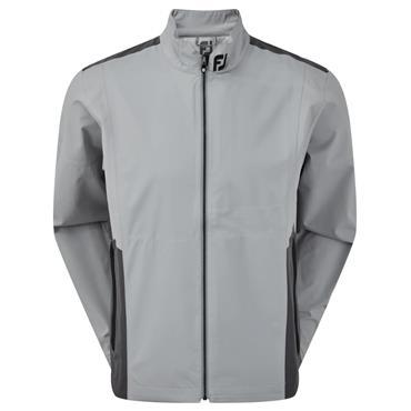 FootJoy HLV2 Rain Jacket Grey - Charcoal - Black