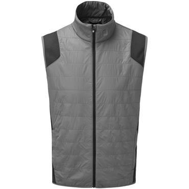 FootJoy Gents Hybrid Vest Charcoal Grey