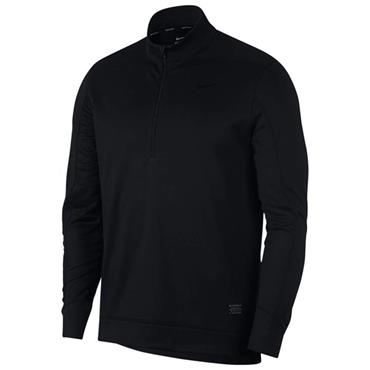 Nike Gents Therma Repel 1/2 Zip Top Black