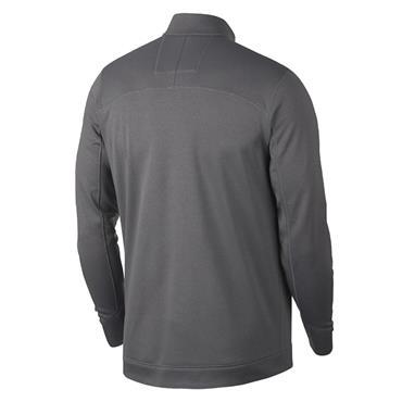 Nike Gents Therma Repel 1/2 Zip Top Dark Grey - Heather - Black