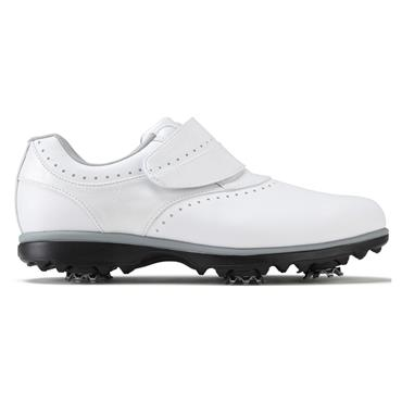FootJoy Ladies Emerge Golf Shoes Wide Fit White