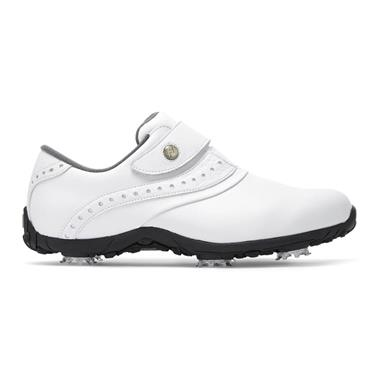 FootJoy Ladies ARC LP Shoes Wide Fit White