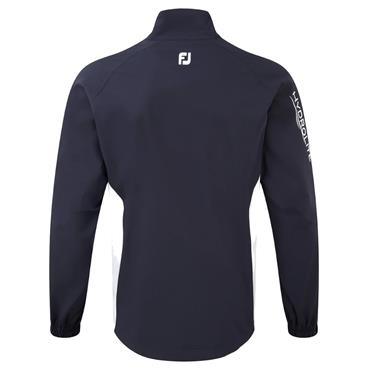 FootJoy Gents Hydrolite Rain Shirt Navy - White