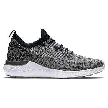 FootJoy Ladies FLEX XP Shoes Medium Fit Charcoal