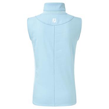 FootJoy Ladies Thermal Quilted Vest Sky Blue