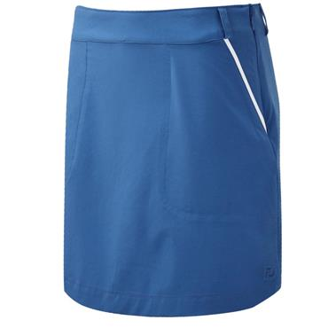 FootJoy Ladies Lightweight Woven Skort Royal Blue