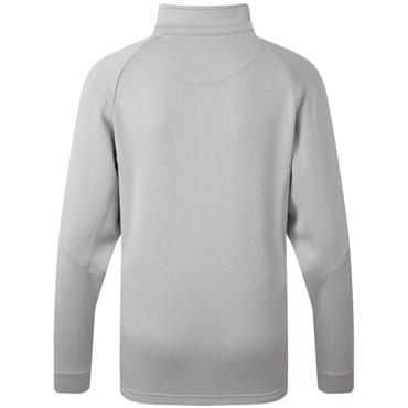 FootJoy Junior Chill Out Pullover Heather Grey