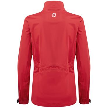FootJoy Ladies Hydroknit Jacket Red