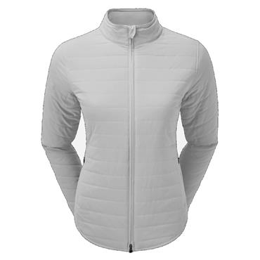 FootJoy Ladies Insulated Jacket Grey