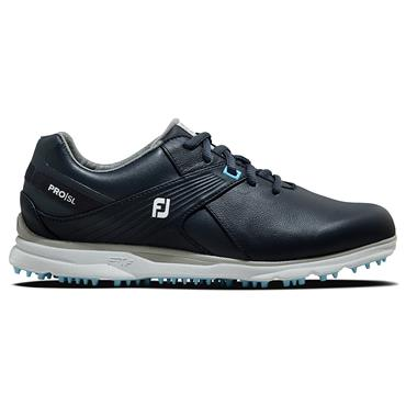 FootJoy Laddies Pro SL Shoes Medium-Fit Navy