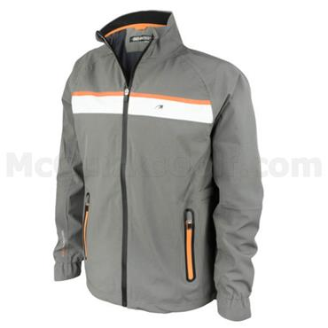 BenRoss Gents Hydro Pro Waterproof Jacket Grey