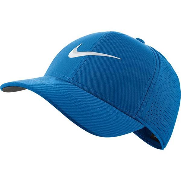 6ce0d454e Nike Aerobill Legacy91 Golf Cap Blue