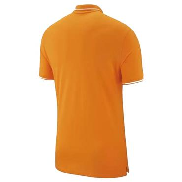 Nike Gents Dri-Fit Polo Shirt Orange